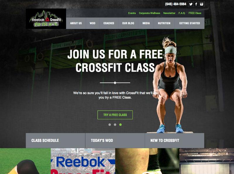 reebok website