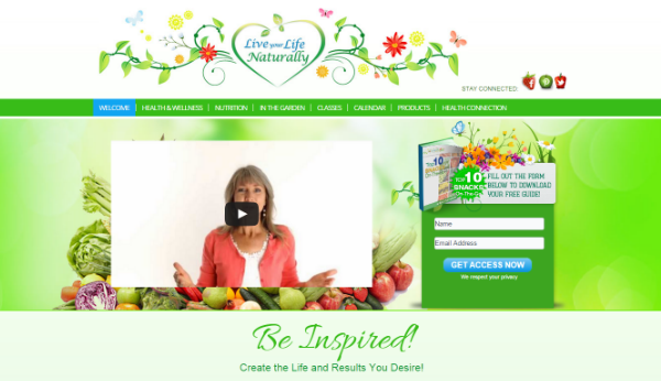 Custom Website Design for Speakers | Doreen Spackman